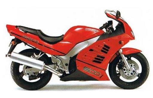 RF 600R