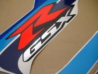 Suzuki GSX-R 750 2005 - 20th Anniversary Version - Dekorset