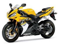 Yamaha YZF-R1 RN12 2006 - 50th Anniversary Version - Dekorset