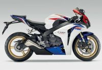 Honda CBR 1000RR 2009 - HRC Version - Dekorset