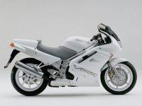 Honda VFR 750 1991 - Weiße Version - Dekorset
