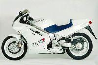 Honda VFR 750 RC36 1990 - Weiß/Blaue Version - Dekorset