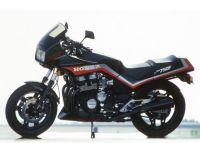 Honda CBX 750F 1986 - Schwarze Version - Dekorset