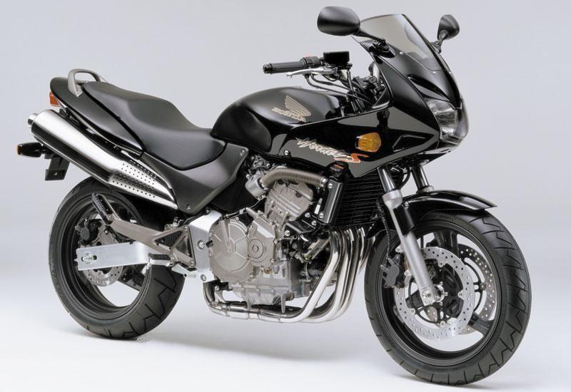 Honda Hornet Cb 600s 2003 Black Version Decalset