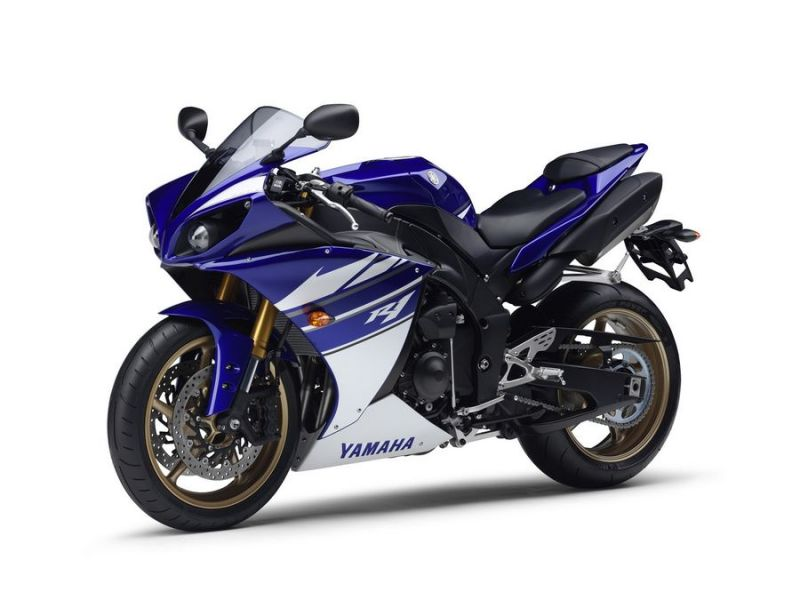 yamaha yzf r1 rn22 2010 blau wei e version. Black Bedroom Furniture Sets. Home Design Ideas