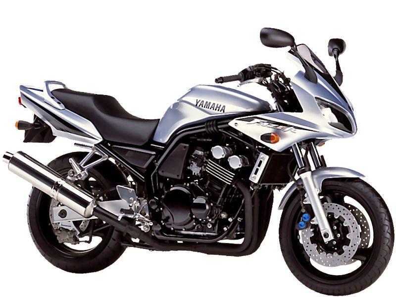 Yamaha Fzs Fazer