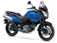 Suzuki DL650 V-STROM 2007 - Blaue Version - Dekorset
