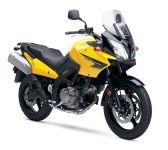 Suzuki DL650 V-STROM 2008 - Gelbe Version - Dekorset