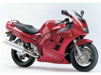Suzuki RF 900R 1995 - Rote Version - Dekorset