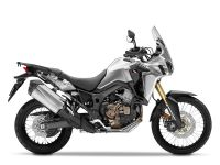 Honda CRF 1000L Africa Twin 2016 - Silber Version - Dekorset