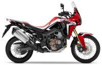 Honda CRF 1000L Africa Twin 2016 - Rot/Weiße Version - Dekorset