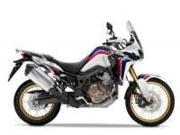 Honda CRF 1000L Africa Twin 2015 - Weiß/Rot/Blaue Version - Dekorset