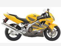 Honda CBR 600 F4i 2004 - Gelb/Graue Version - Dekorset