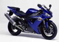 Yamaha YZF-R1 RN09 2003 - Blaue Version - Dekorset