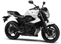 Yamaha XJ6 2011 - Weiße Version - Dekorset