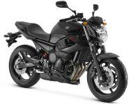 Yamaha XJ6 2012 - Schwarze Version - Dekorset
