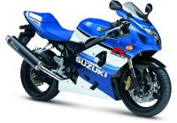 Suzuki GSX-R 750 2005 - 20th Anniversary Version - Dekorset