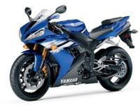 Yamaha YZF-R1 RN12 2006 - Blaue Version - Dekorset