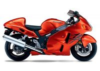 Suzuki Hayabusa 2003 - 40th Anniversary Version - Dekorset