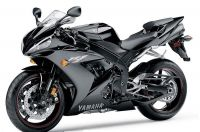 Yamaha YZF-R1 RN12 2005 - Schwarze Version - Dekorset