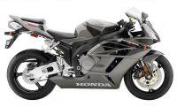 Honda CBR 1000RR 2004 - Graue Version - Dekorset