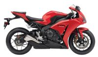 Honda CBR 1000RR 2013 - Rote Version - Dekorset