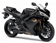 Yamaha YZF-R1 RN19 2008 - Black Version - Decalset