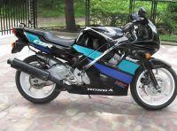 Honda CBR 600 F2 - HRC Version - Dekorset