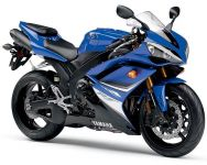 Yamaha YZF-R1 RN19 2008 - Blaue US Version - Dekorset