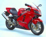 Kawasaki ZX-12R 2004 - Rote Version - Dekorset