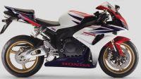 Honda CBR 1000RR 2007 - HRC Version - Dekorset