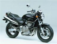 Honda CB 600F Hornet 2000 - Schwarze Version - Dekorset