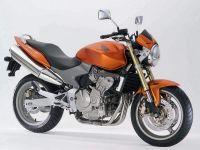 Honda CB 600F Hornet 2006 - Orange Version - Dekorset