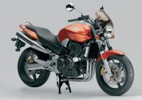 Honda CB900F Hornet 2002 - Orange Version Dekorset