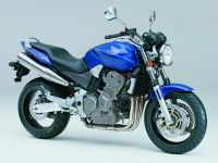 Honda CB900F Hornet 2005 - Blaue Version Dekorset