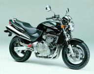 Honda CB 600F Hornet 2001 - Schwarze Version - Dekorset