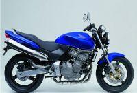 Honda CB 600F Hornet 2002 - Blaue Version - Dekorset
