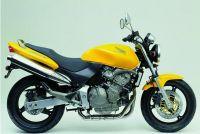 Honda CB 600F Hornet 2002 - Gelbe Version - Dekorset