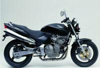 Honda CB 600F Hornet 2003 - Schwarze Version - Dekorset