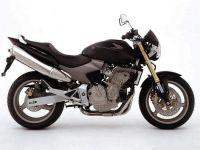 Honda CB 600F Hornet 2005 - Schwarze Version - Dekorset