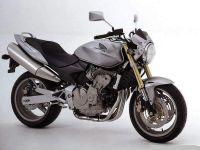 Honda CB 600F Hornet 2006 - Grau Version - Dekorset