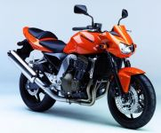 Kawasaki Z 750 2006 - Orange Version - Dekorset