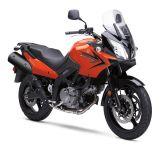 Suzuki DL650 V-STROM 2009 - Orange Version - Dekorset