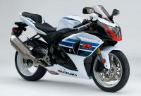 Suzuki GSX-R 1000 2013 - 1 Million Commemorative Version - Dekorset