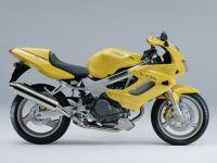 Honda VTR 1000F 1998 - Gelbe Version - Dekorset
