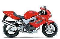 Honda VTR 1000F 2000 - Rote Version - Dekorset