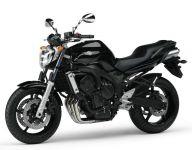 Yamaha FZ6 2005 - Schwarze Version - Dekorset