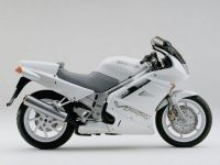 Honda VFR 750 1991 - White Version - Decalset