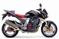 Kawasaki Z1000 2003 - Schwarze Version - Dekorset