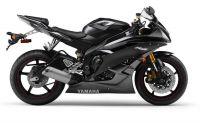 Yamaha YZF-R6 RJ11 2007 - Graue Version - Dekorset